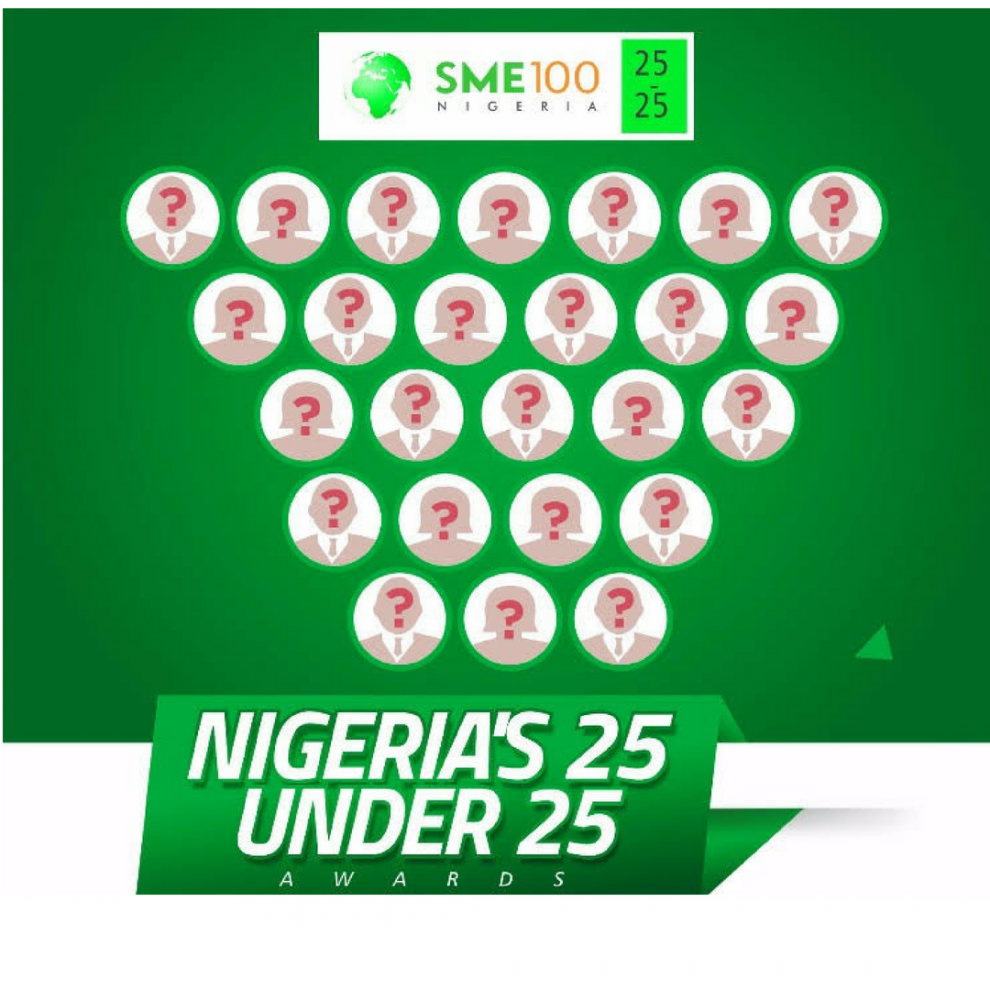 The SME100 25 under 25 Education Laureate Nominee